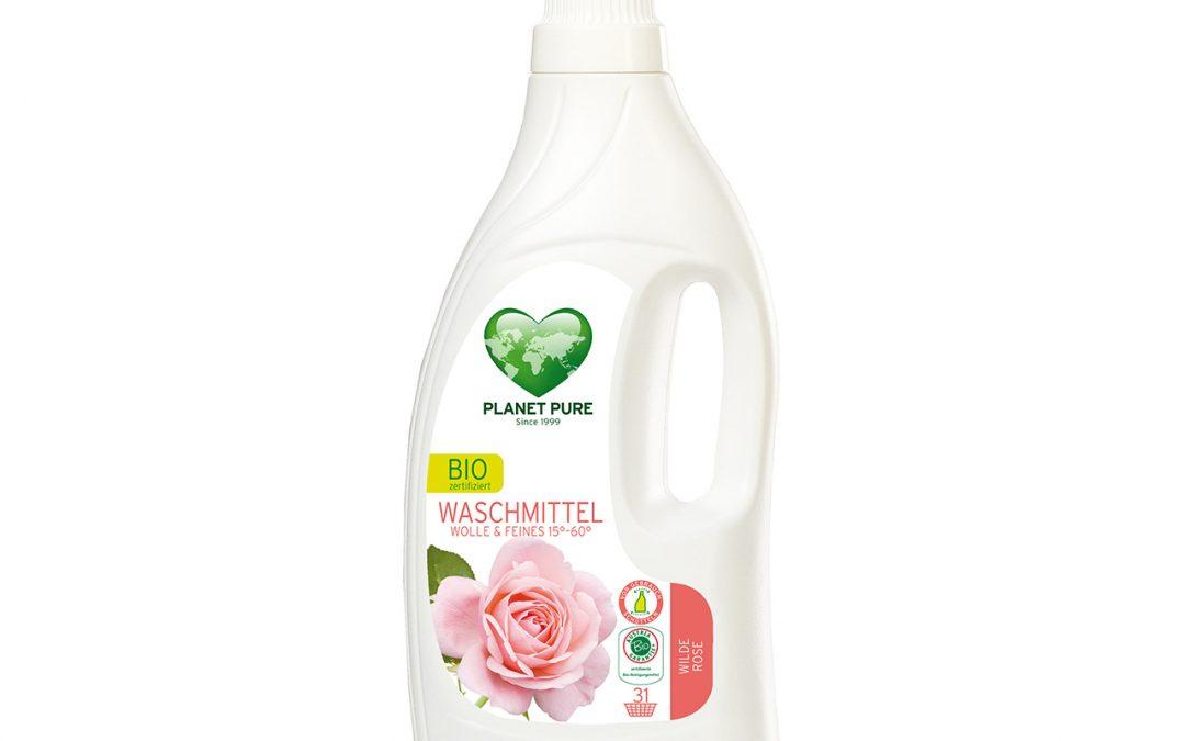 Waschmittel Wilde Rose