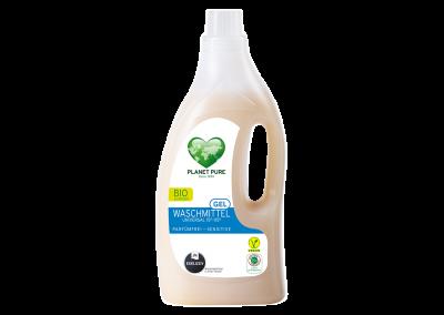 Waschmittel GEL Parfümfrei, Sensitive
