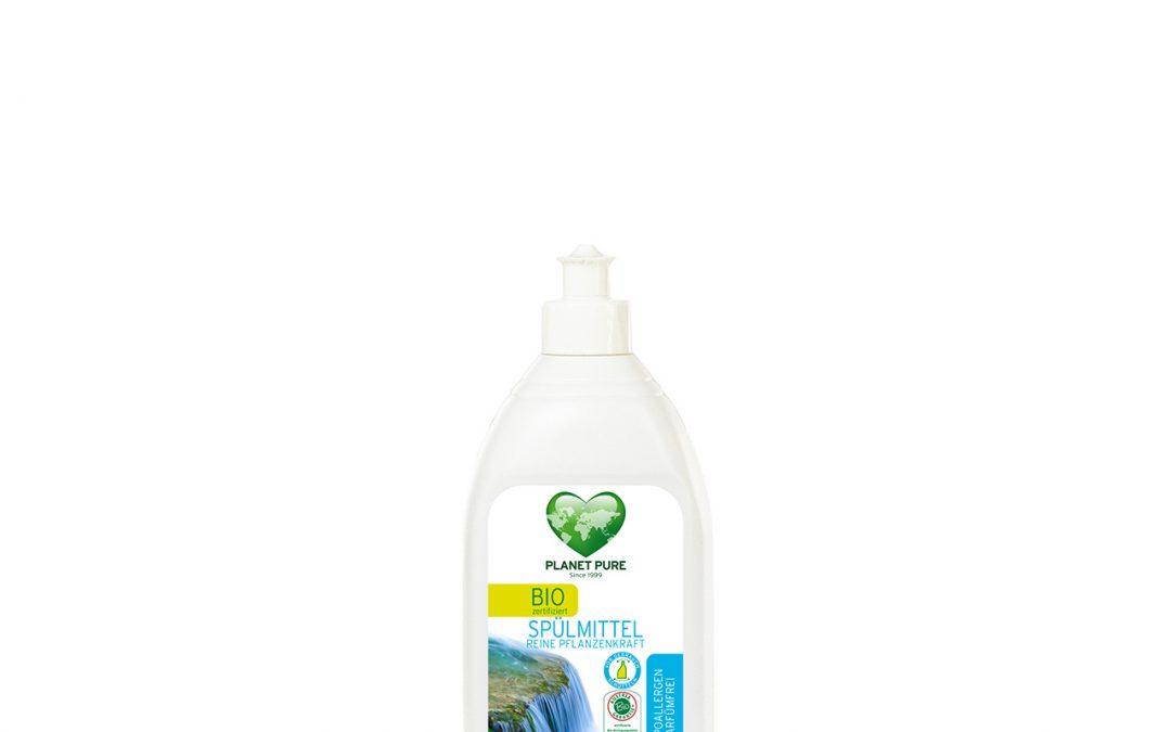 Bio Spülmittel Parfümfrei 500ml