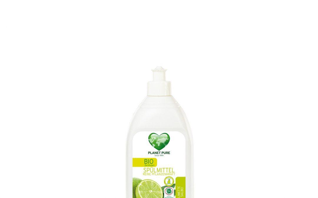 Bio Spülmittel Limette Verbene 500ml