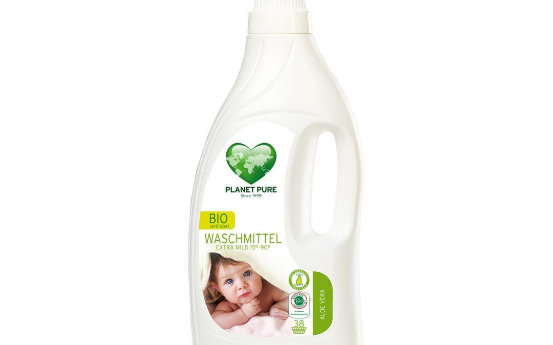 Waschmittel Aloe Vera