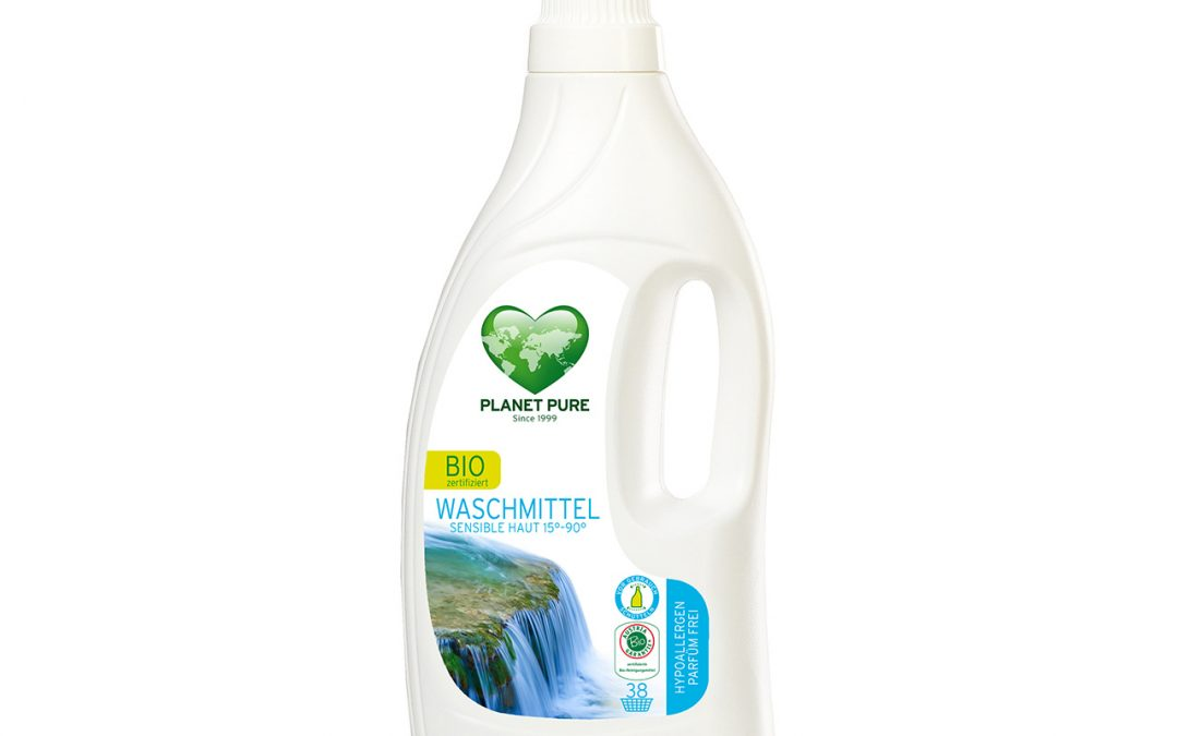 Waschmittel Hypoallergen Parfümfrei