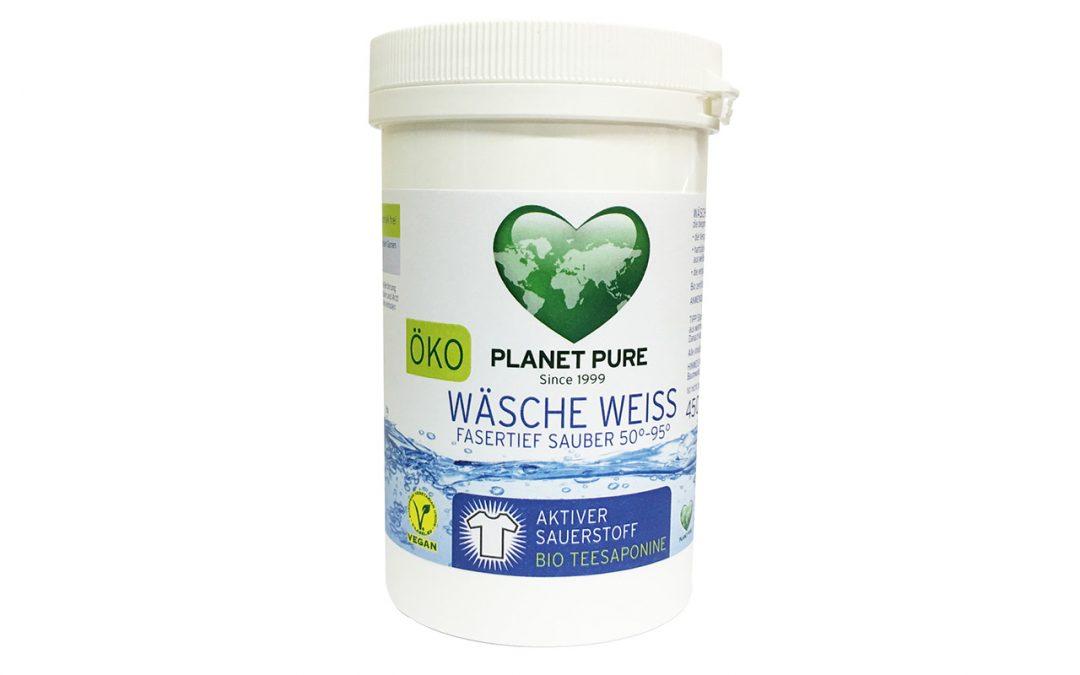 ÖKO Wäsche Weiß