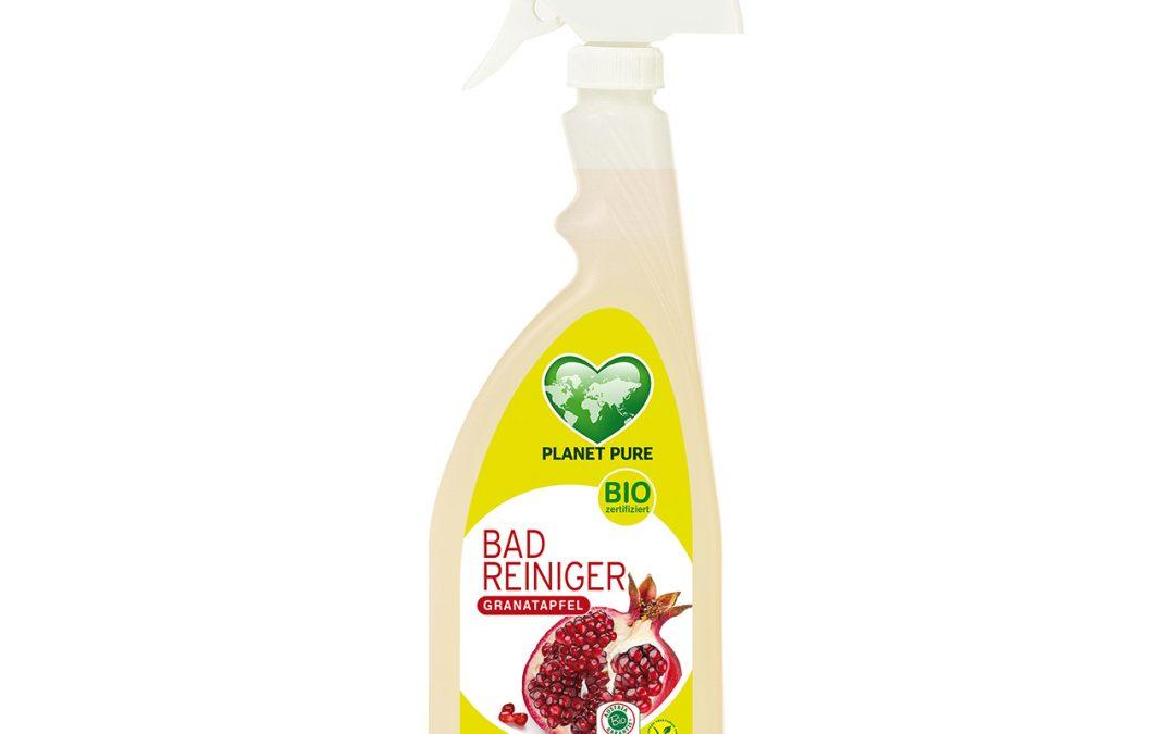 Bio Badreiniger Frischer Granatapfel Spray 510ml