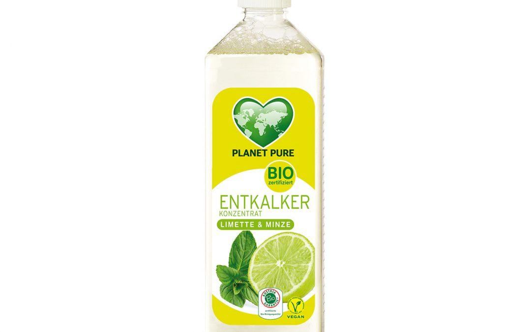 Bio Entkalker Frische Limette & Minze Konzentrat 510ml
