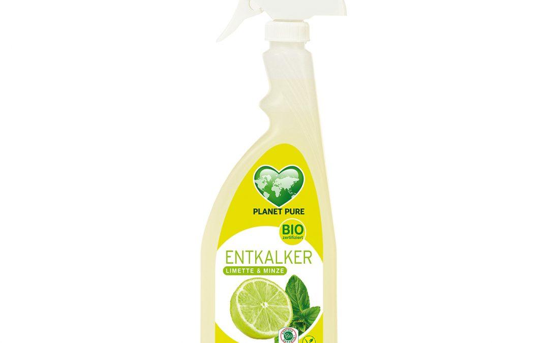 Bio Entkalker Frische Limette & Minze Spray 510ml