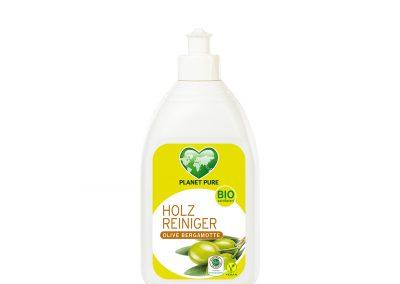 Bio Holz Reiniger Olive Bergamotte 510 ml