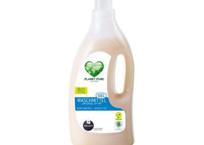 Bio Waschmittel GEL Sensitive Parfümfrei 1,5L