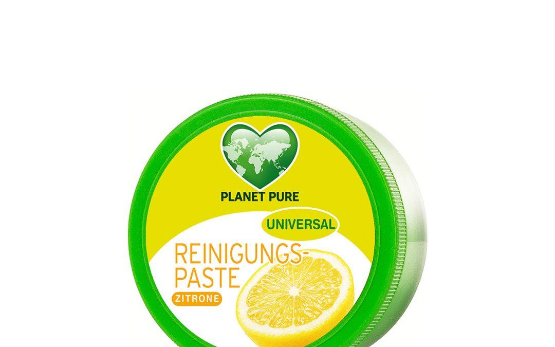 Universal Reinigungs-Paste Frische Zitrone 300g
