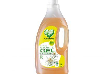 Bio Waschmittel GEL Alpenkräuter 1,5L