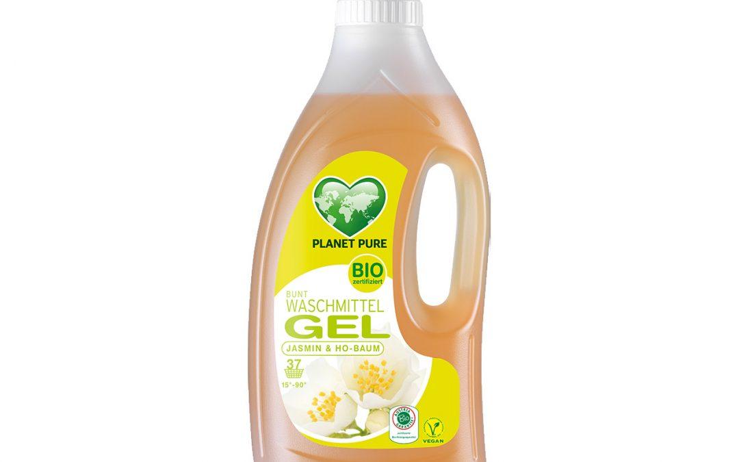 Bio Waschmittel GEL Bunt Jasmin Ho-Baum 1,5L