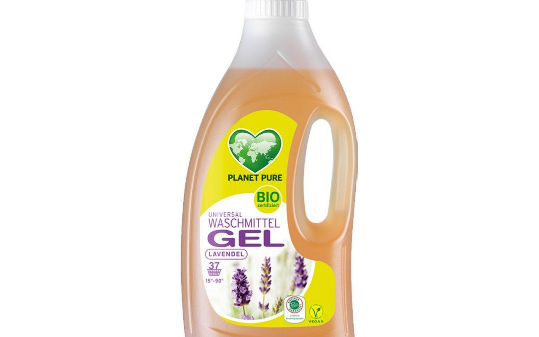 Bio Waschmittel GEL Lavendel 1,5L